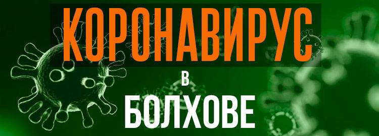 Коронавирус в Болхове