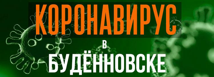 Коронавирус в Будённовске