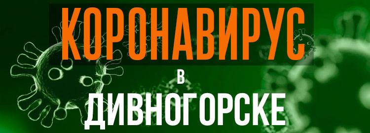 Коронавирус в Дивногорске