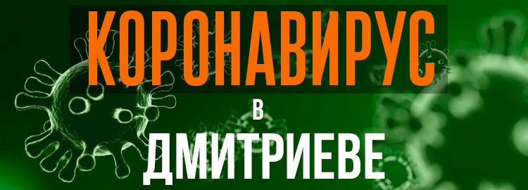 Коронавирус в Дмитриеве