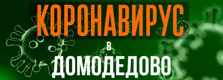 Коронавирус в Домодедово