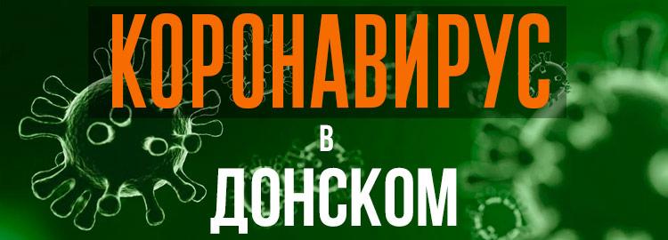 Коронавирус в Донском