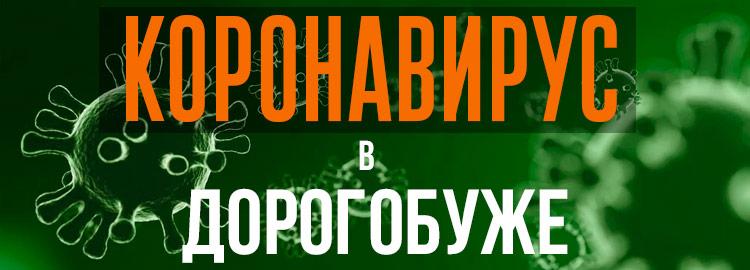 Коронавирус в Дорогобуже