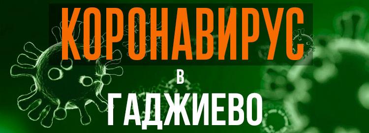 Коронавирус в Гаджиево