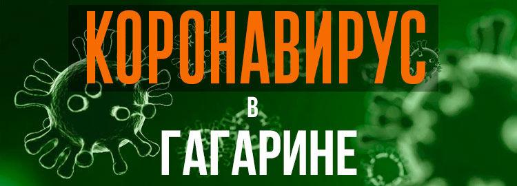 Коронавирус в Гагарине