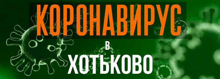Коронавирус в Хотьково