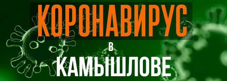 Коронавирус в Камышлове