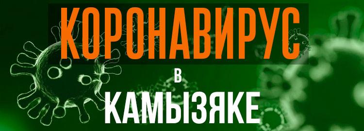 Коронавирус в Камызяке