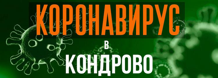Коронавирус в Кондрово