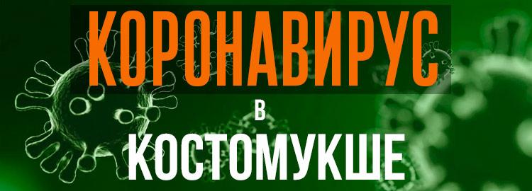 Коронавирус в Костомукше