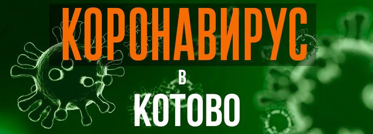 Коронавирус в Котово