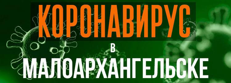 Коронавирус в Малоархангельске