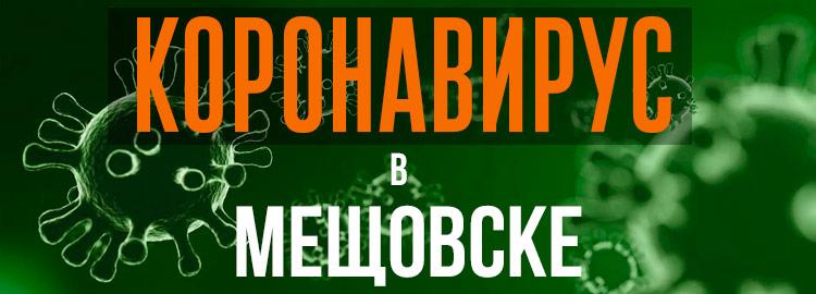 Коронавирус в Мещовске