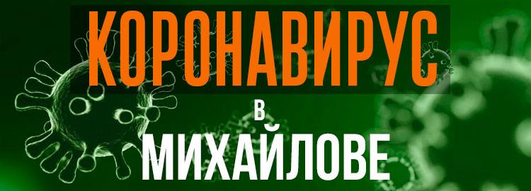 Коронавирус в Михайлове