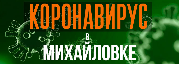 Коронавирус в Михайловке