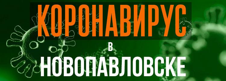 Коронавирус в Новопавловске