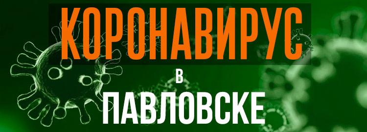 Коронавирус в Павловске