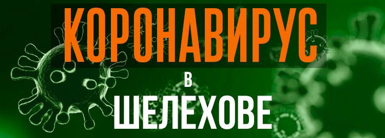 Коронавирус в Шелехове