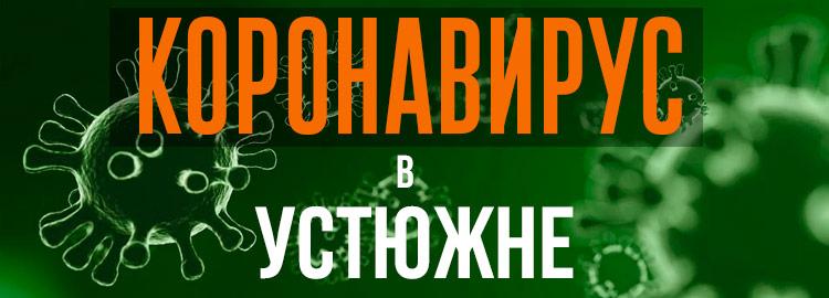Коронавирус в Устюжне