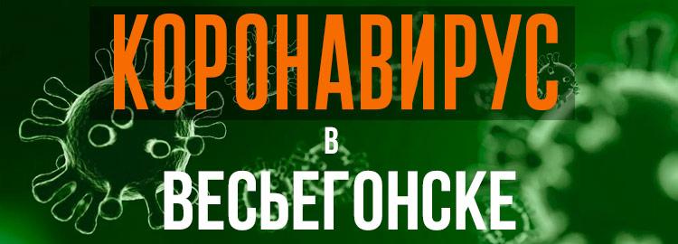 Коронавирус в Весьегонске