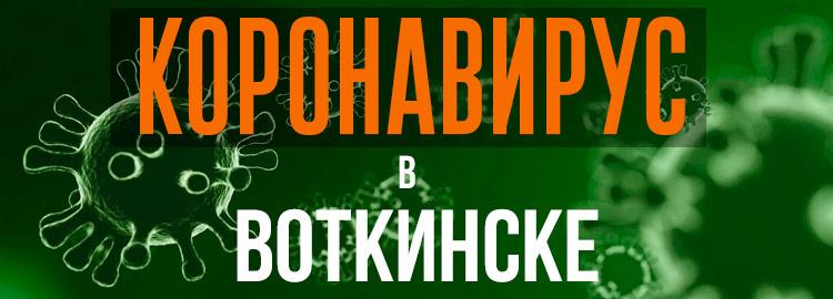 Коронавирус в Воткинске