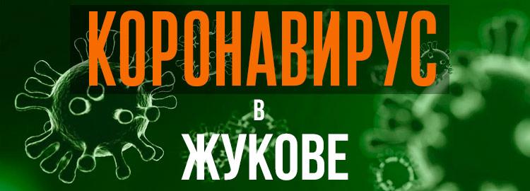 Коронавирус в Жукове