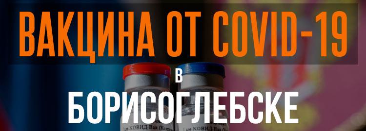 Прививка вакциной от коронавируса в Борисоглебске Спутник V. Адреса и телефоны где можно сделать бесплатно и платно в Борисоглебске. Актуальные цены.