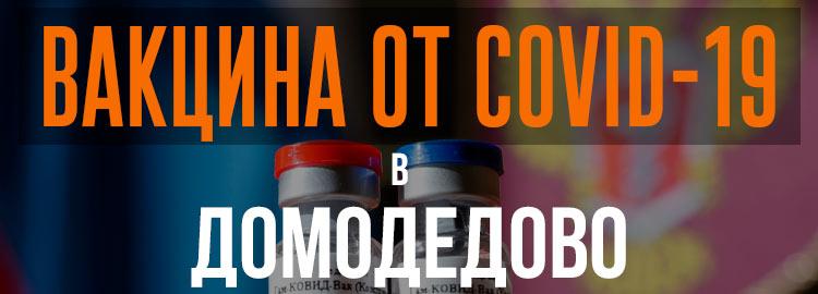Прививка вакциной от коронавируса в Домодедово Спутник V. Адреса и телефоны где можно сделать бесплатно и платно в Домодедово. Актуальные цены.
